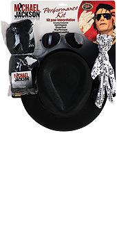 Michael Jackson accessory kit