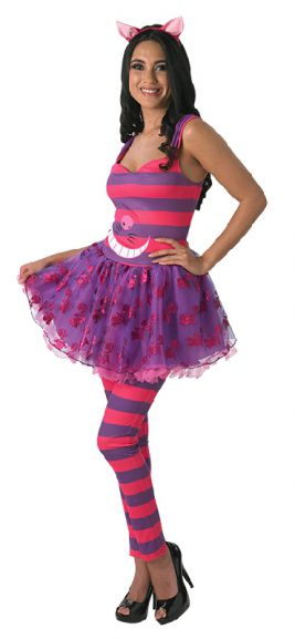 Miss Cheshire Cat Costume