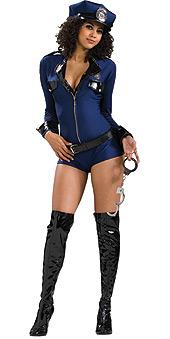 Miss Demeanor Costume