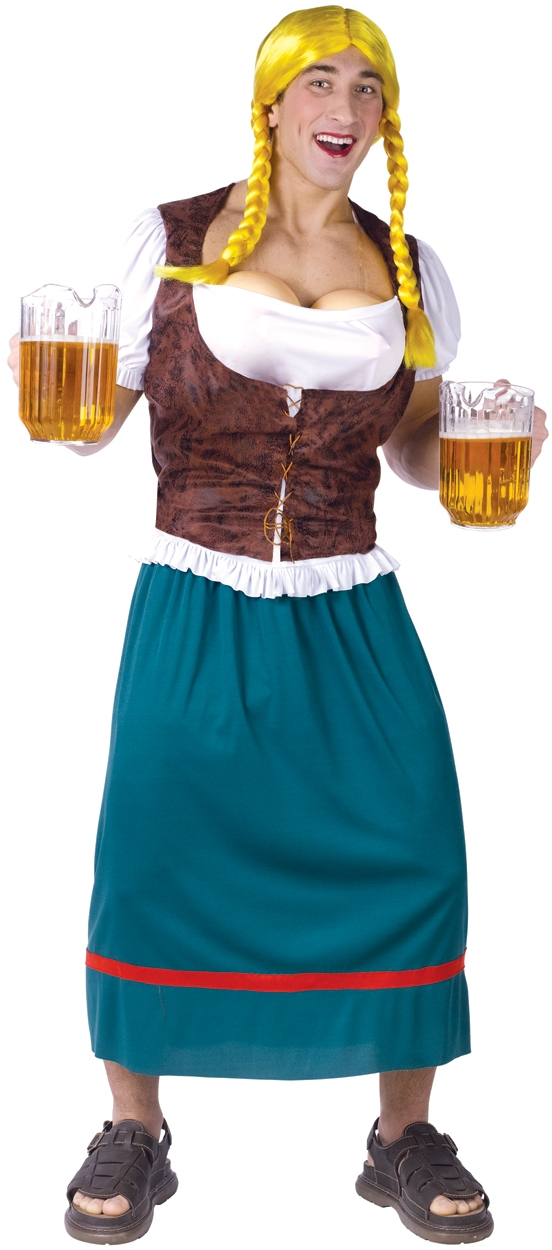 Miss Oktoberbreast Costume