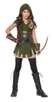 Miss Robin Hood Costume