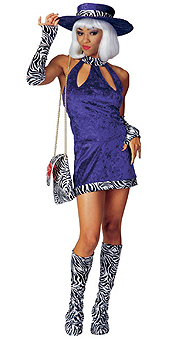 Mrs Jones Costume