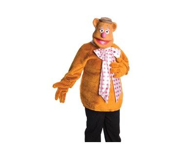 Muppets Fozzie Bear Costume