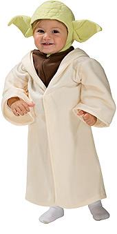 NB Child Yoda Costume