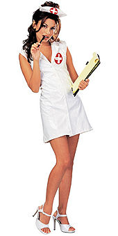 Naughty Nurse Costume