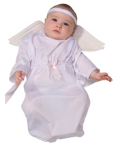 Newborn Angel Costume
