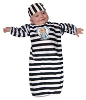 Newborn Convict Costume