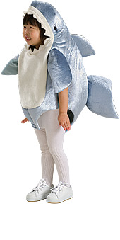 Newborn Shark Costume