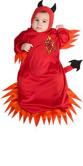 Newborn The Little Devil Costume