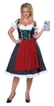 Oktoberfest Frauline Costume