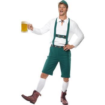 Oktoberfest Lederhosen Costume