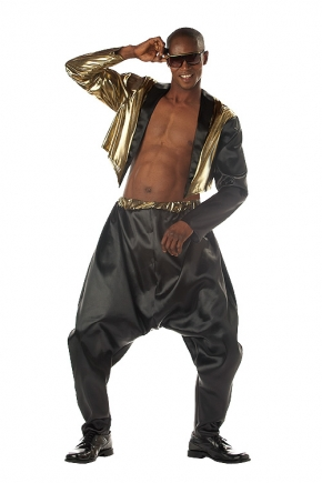 Old School Rapper Costume