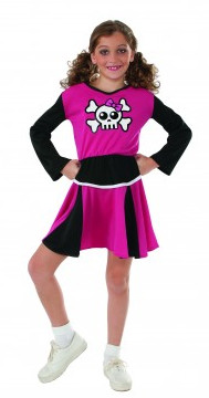 Pink Cheerleader Costume
