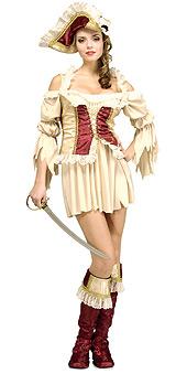 Pirate Queen Costume