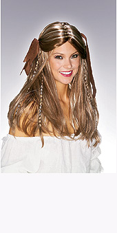 Pirate Wench Wig