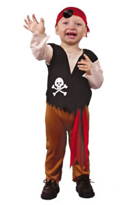 Playful Pirate Costume