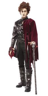 Prince Alarming Costume