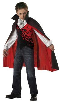 Prince of Darkness Vampire Costume