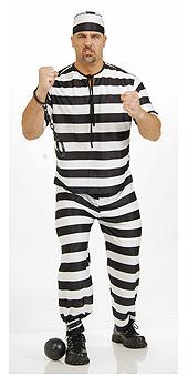 Prisoner Man Costume