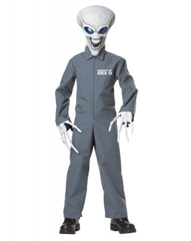 Property of Area 51 Child Costume