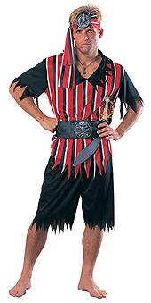 Raider of the sea Costume