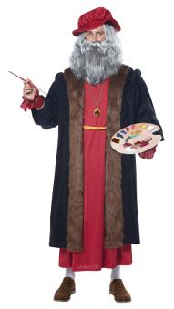 Renaissance Man Leonardo Da Vinci Costume