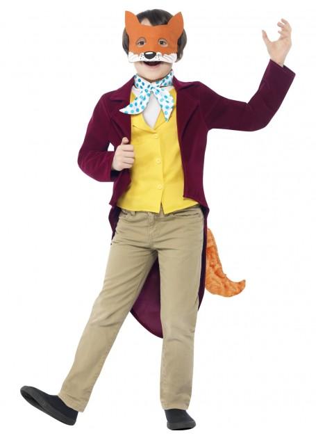 Roald Dahl Fantastic Mr Fox Costume