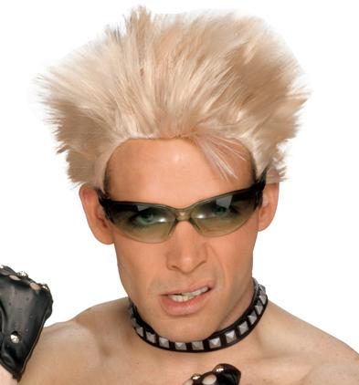 Rock Idol Wig