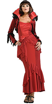 Romantic Vampiress Costume
