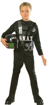 S.W.A.T Child Dress up Kit