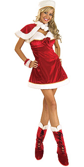 Santas Miss Inspiration Costume