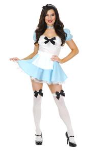Sassy Alice Adult Costume