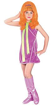Scooby Doo Child Daphne Costume