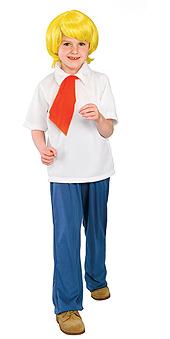 Scooby Doo Fred Jones Child Costume