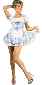 Secret Wishes Country Girl Costume