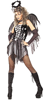 Secret Wishes Fallen Angel Costume