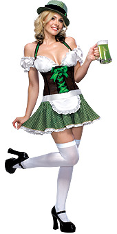 Secret Wishes Lucky Charm Costume
