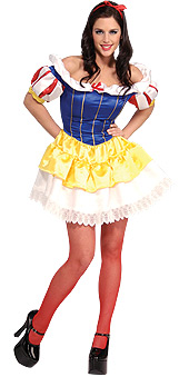 Secret Wishes Snow White Costume