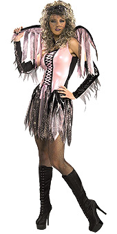 Secret Wishes Spiderweb Fairy Costume