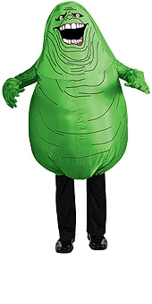 Slimer Inflatable Ghostbusters Costume