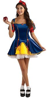 Snow White Teen Costume
