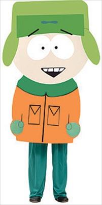 Southpark Kyle Costume