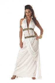Spartan Queen Costume