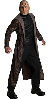 Star Trek Movie Adult Deluxe Nero Costume