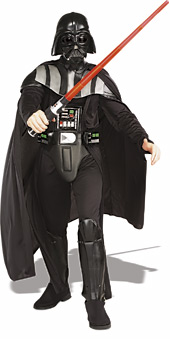 Star Wars Deluxe Darth Vader Costume
