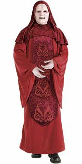 Star Wars Deluxe Emperor Palpatine Costume