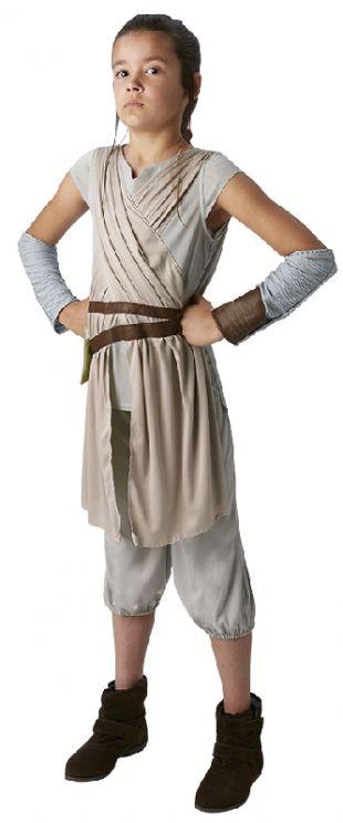 Star Wars Deluxe Rey Child Costume