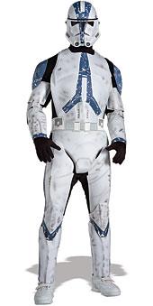 Star Wars EP3 Deluxe Clone Trooper Costume