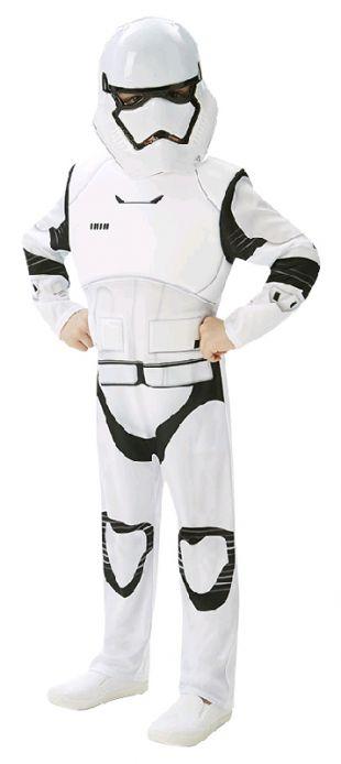 Star Wars Ep7 Deluxe Stormtrooper Costume