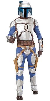 Star Wars Jango Fett Deluxe Adult Costume